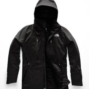 Authentic NORTHFACE MENS ANONYM Jacket   Large